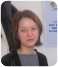 Сулейменова Асем Бекболатовна