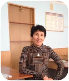 Мурзатова Шолпан Касымовна